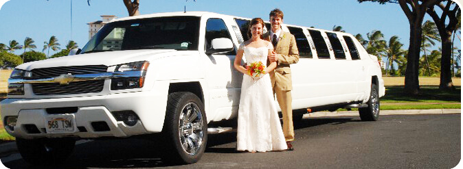 Complete Wedding and event limousine services