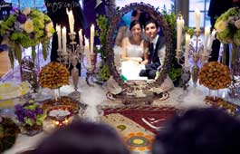 Sofreh Aghd Weddings